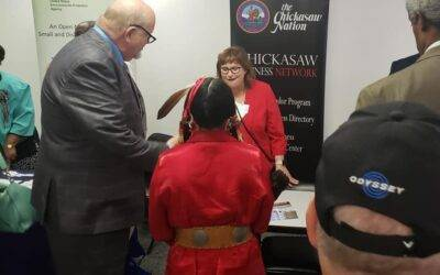 Native American Business Association Holds Its First Vendor Fair at D/FW MSDC